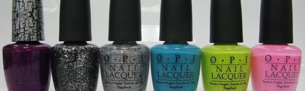 Nail Extensions (Using OPI Products)